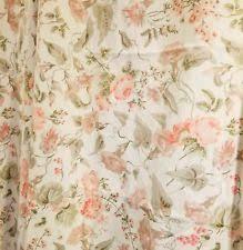 Laura Ashley Baroque Raspberry Curtains Laura Ashley Cotton Blend Floral Curtains U0026 Pelmets Ebay