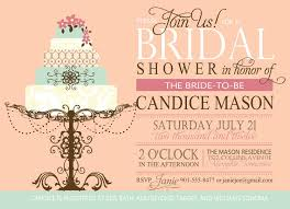 invitations bridal shower u2013 gangcraft net