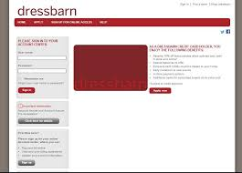 In Store Dress Barn Coupons How To Login And Pay Your Dressbarn Credit Card Bill