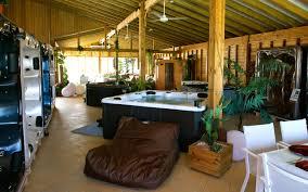 deco spa exterieur spa guadeloupe sauna baie mahault jacuzzi l u0027univers du spa la