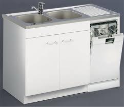 meuble cuisine avec évier intégré meuble de cuisine sous évier lave vaisselle aquarine