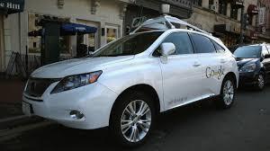 lexus rx hybrid youtube google autonomous car causes minor crash science focus