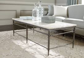 table breathtaking cream square rustic metal stone coffee tables