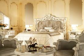 Baroque Bedroom Furniture  Like The Nobles Sleep Interior - Baroque interior design style