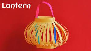 paper craft lantern diwali christmas eid decoration