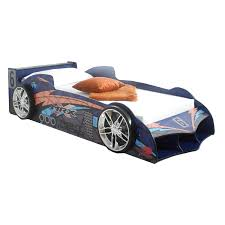 Blue Car Bed Car Beds And Novelty Bed Frames Bedroomworld Co Uk