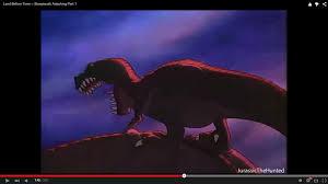 rexy jurassic sharptooth land 2