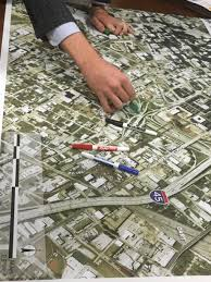 Map Of Downtown Dallas by Engineers And Real Estate Pros Curious About Why Highways Get So