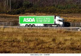 asda delivery lorry stock photos u0026 asda delivery lorry stock