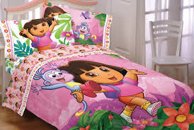 Dora The Explorer Bedroom Furniture by Dora And Diego Bedding And Room Decorations Modern Bedroom