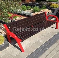 Steel Garden Bench Metal Garden Bench Ebay