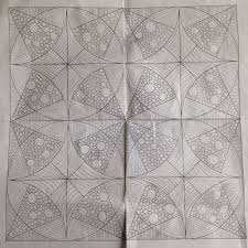 zentangle free motion quilting sew bittersweet designs