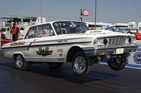 ford thunderbolt ranger 1964 ford fairlane thundetbolt factory built race car ford