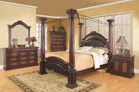 Queen Bedroom Sets Queen Four Poster Bed Title Versailles Four Poster Bedroom Set