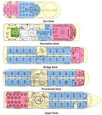 ship floor plans century sun cruise on yangtze itinerary rate sailing date