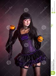 gothic halloween costumes satan halloween costume smiling witch in purple gothic halloween