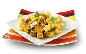 cuisiner du tofu recettes de tofu au curry les recettes les mieux notées