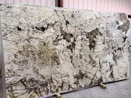 Kitchen Countertop Material Options Interior White Granite Slabs For Delicatus Granite With Kitchen
