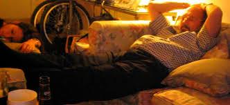 herman the stomach enjoys thanksgiving dinner photo exposes