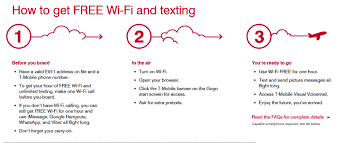 American Airlines Inflight Wifi by Get A Free Hour Of Inflight Wi Fi With Gogo This Week Laptoptravel
