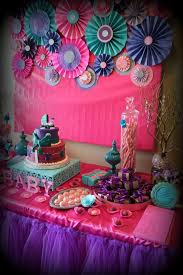 purple baby shower ideas pink purple turquoise it s a girl baby shower party ideas baby