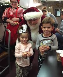 hyannis based u0027train to christmas town u0027 fun for all ages news
