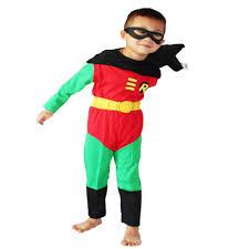 popular halloween robin costume buy cheap halloween robin costume