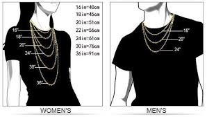 chain necklace sizes images Necklace sizing ladybird gypsy crafts jpg
