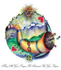 shofar blew saltsman artist and infinity shofar