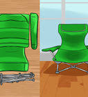 What Is A Lawn Chair The Best Way To Reupholster A Chair Wikihow