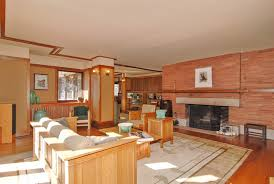 Chicago Home Decor Stores Frank Lloyd Wright U0027s Restored Oscar B Balch House In Chicago Hits