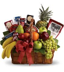 fruit gifts by mail wichita ks gourmet gift basket delivery by tillie s flower shop