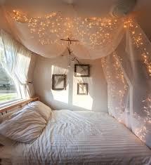 Schlafzimmer Deko Lichterkette Wohndesign Ehrfürchtiges Tolle Schlafzimmer Romantisch Idee