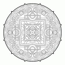 free printable geometric coloring pages for kids throughout sacred