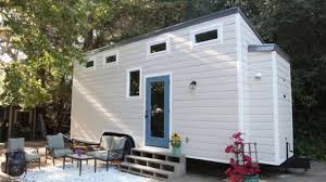 300 Sq Ft by Tiny Home Features Double Lofts And Around 300 Sq Ft Of Space