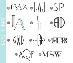 monogram websites classic monograms made easy traditional fonts free printables