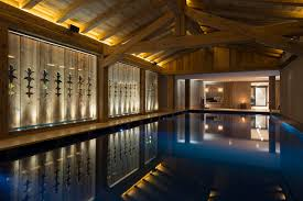la cordée des alpes wellness area luxury hotel 4 stars