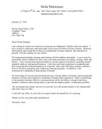 fresh sample cover letter for teaching position in college 54 on