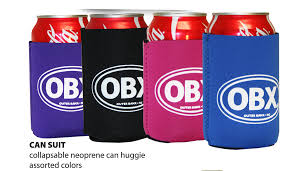 huggie drinks obx can suit huggie