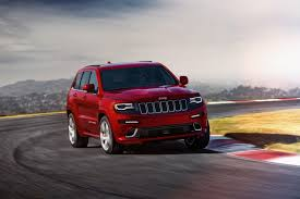 lowered jeep grand cherokee 2017 jeep grand cherokee srt u2013 full test