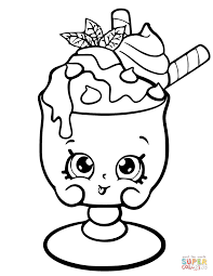 choc mint charlie shopkin coloring page free printable coloring