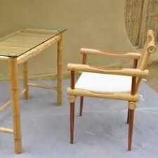 Bamboo Desks Furniture Bamboo Desk Mesas Madeira Bambu Pinterest