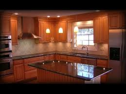 How To Restain Kitchen Cabinets by Important Tips To Restaining Kitchen Cabinets Youtube