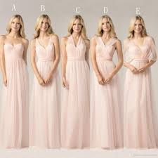 soft pink bridesmaid dresses soft pink bridesmaid dresses choice image braidsmaid dress