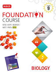 biology foundation course for neet olympiad class 9