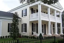 greek revival home plans homes in the planned community of celebration