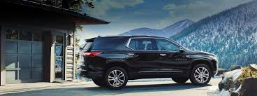 chevrolet traverse 7 seater 2018 chevrolet traverse mid size suv chevrolet canada