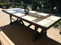 Round Teak Table And Chairs Dining Table Large Outdoor Dining Table And Chairs Outside
