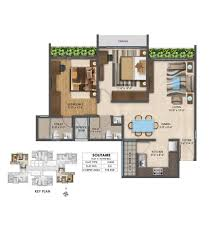 Skyline Brickell Floor Plans Solitair Brickell New Condos For Sale Bogatov Realty