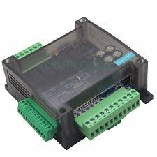 aliexpress com buy le3u fx3u 14mr 6ad 2da 8 input 6 relay output